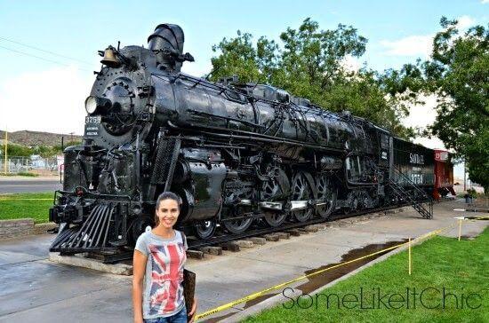 locomotora santa fé arizona