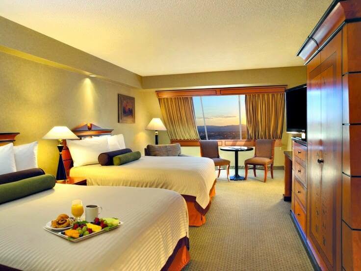 mejores hoteles en las vegas