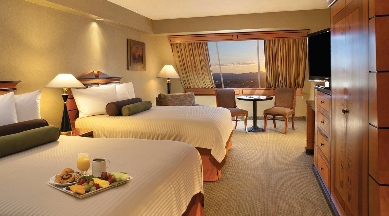 los 5 mejores hoteles en las vegas