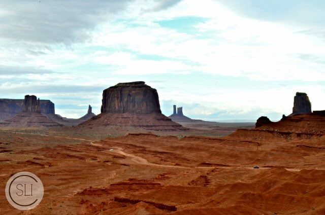 monument valley john ford point