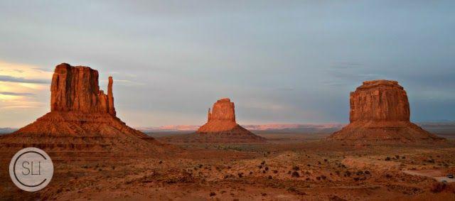los mejores lugares de monument valley