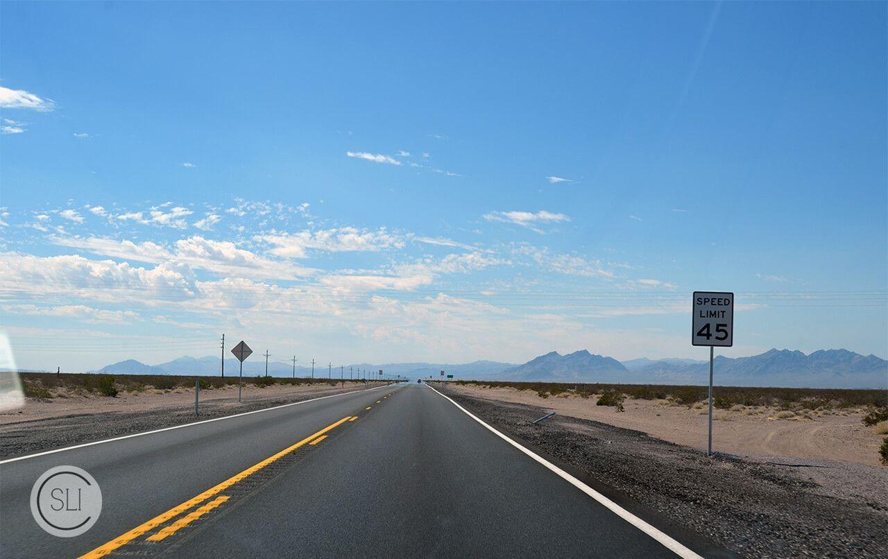Guía del Valle de la Muerte o Death Valley