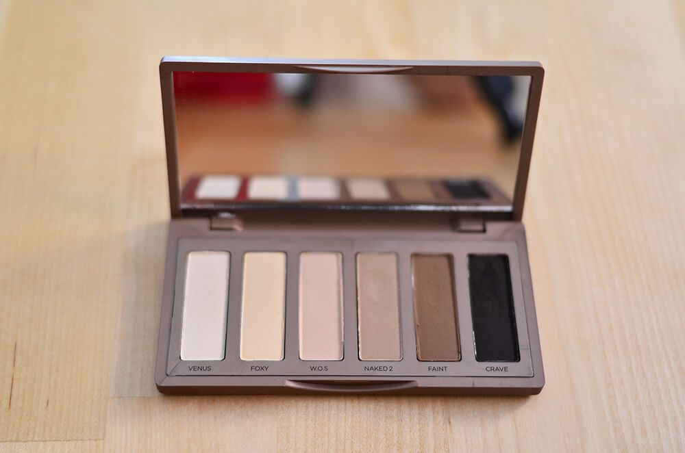 mejores productos urban decay naked eyes palette