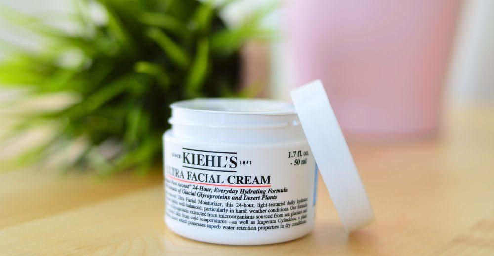 mejor producto kiehls 2019 ultra facial cream