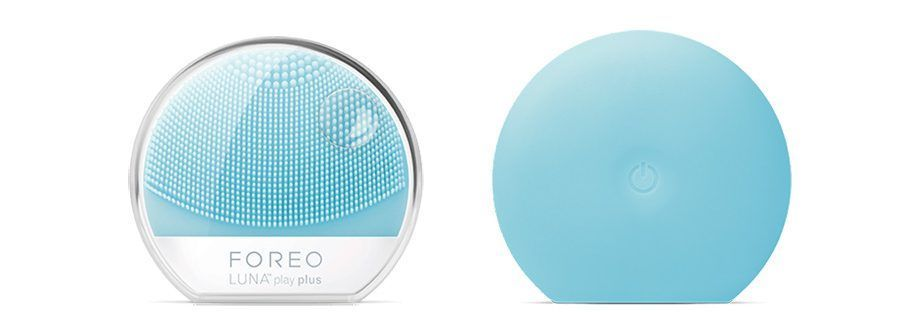 luna play foreo plus