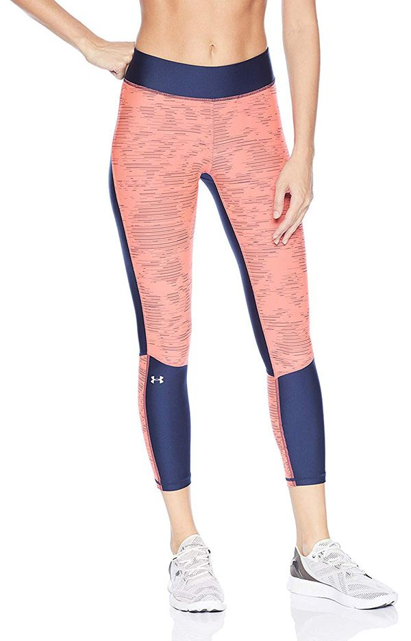 mejores Mallas running mujer Under Armour
