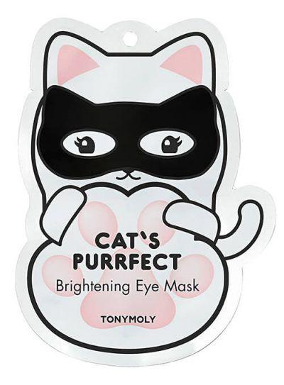 Cat´s Purrfect Tony Moly mascarilla facial