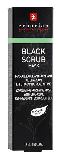 comprar mascarilla facial black scrub Erborian