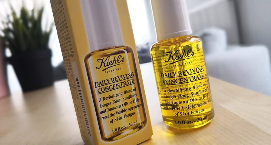 analisis Kiehls daily reviving concentrate en español