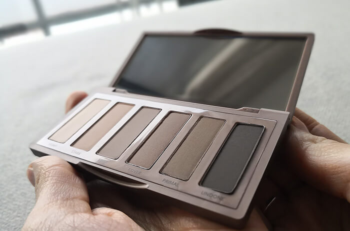 review urban decay naked 2 español