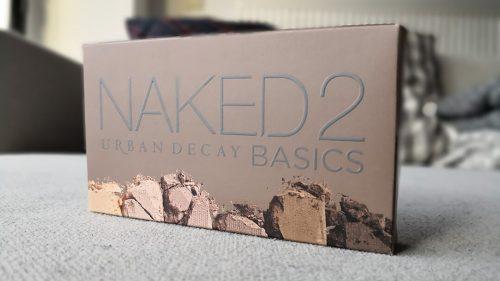comprar naked 2 de urban decay