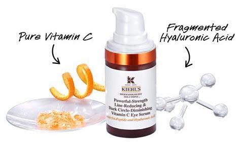 acido hialuronico vitamina c kiehls