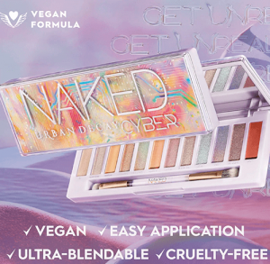 naked cyber paleta urban decay